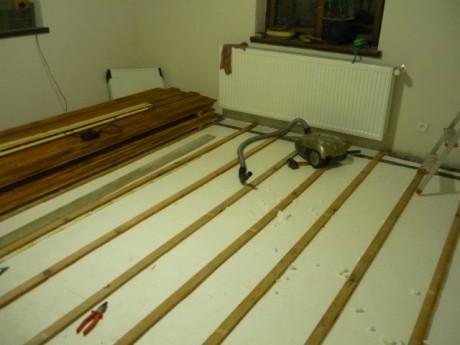 Izolace pod podlahu